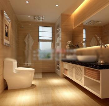 3d model toilet lavatories