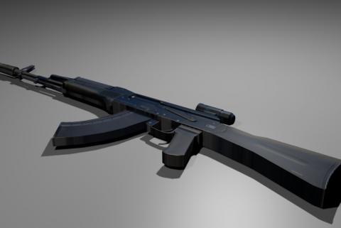 AK-103 Kalashnikov