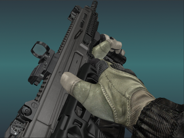 Cz805 Bren A1 Amp A2 With Animation Free 3d Models