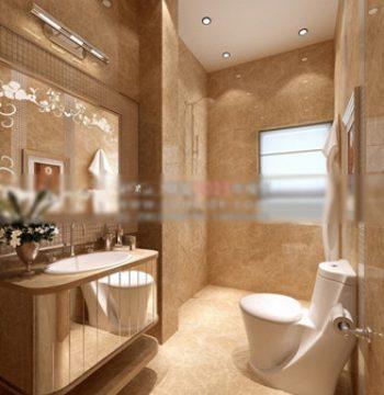 Full bath model
