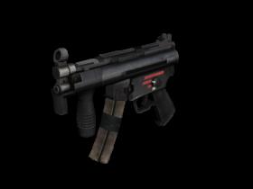 MP5K (Fully Rigged)