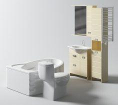 Portfolio of bathroom appliances