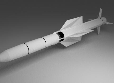 SM-2 Missile Defense