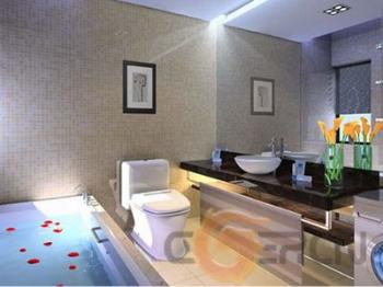 Simple bathroom 3D model