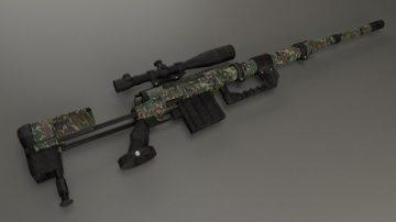 Sniper Rifle m200