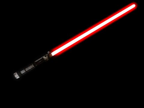 Star Wars TFU - Starkillers Lightsaber