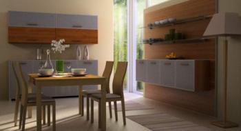 The cozy restaurant 3d models