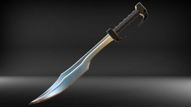 300 Sword Downloadfree3d Com