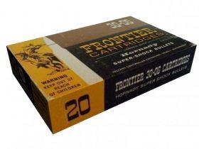 Frontier,.30-06 Springfield .Ammo box
