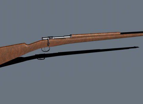 Fusil Mauser paraguayo
