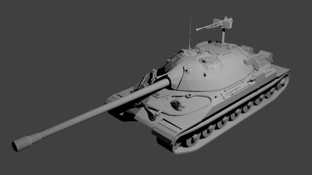 Is 7 Heavy Tank Free 3d Models