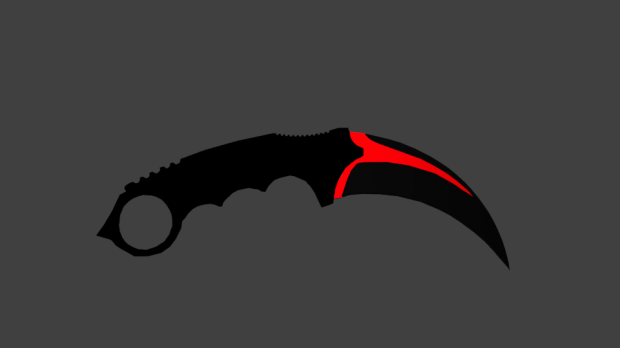 Karambit Downloadfree3d Com