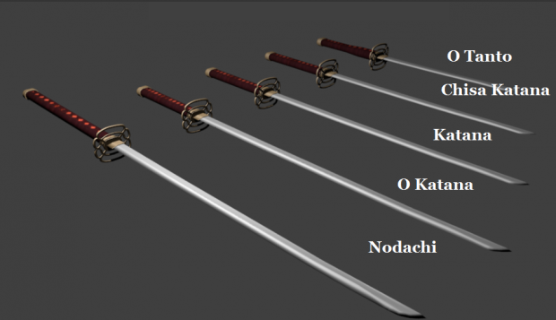 Katana Sword Samurai Downloadfree3d Com