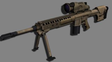 M110 NV Scope