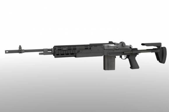 M39 Emr Free 3d Models