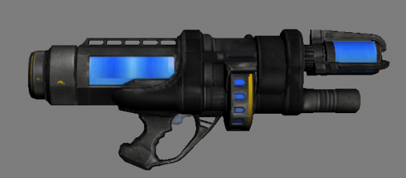 Mr Freeze Gun Downloadfree3d Com