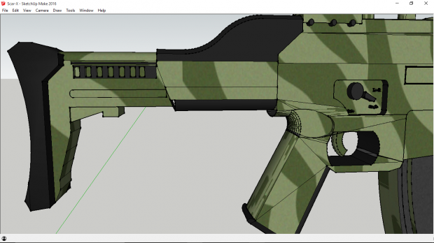 Scar-x-Prototype