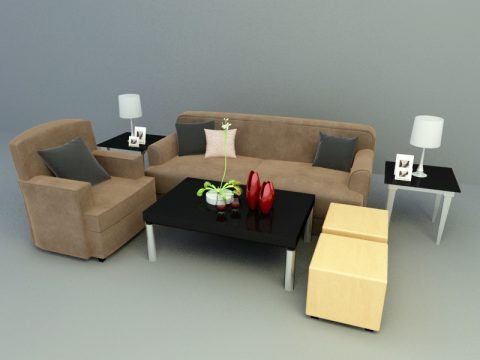 Simple & family concept sofa