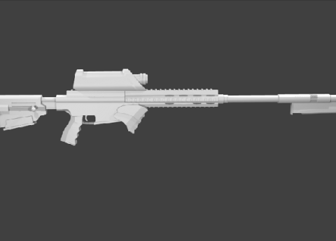 Skyfall Hyper Rifle