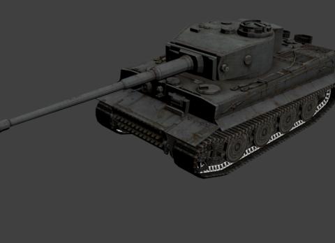 Tiger I Heavy Tank