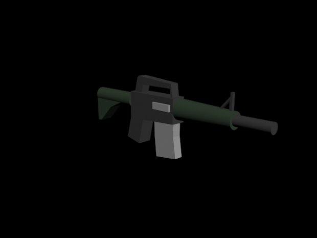 Unturned Maplestrike Gun Free 3d Models