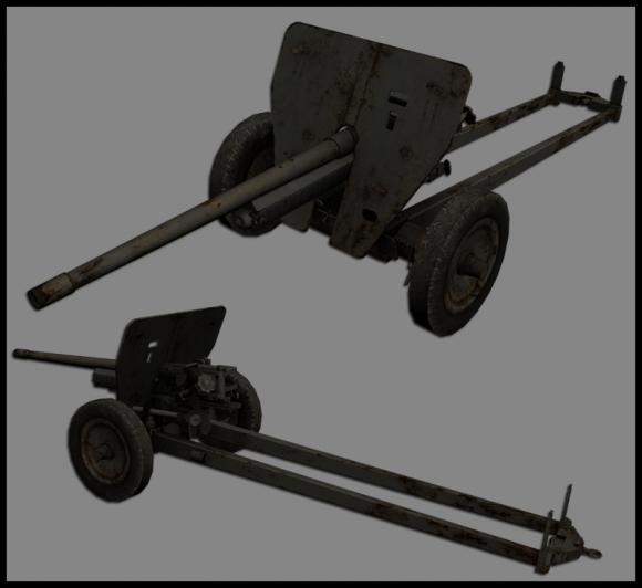 Ww2 Japan Artillery Downloadfree3d Com