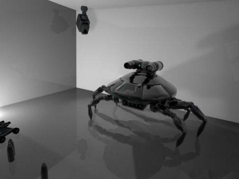 WarCrab V 1