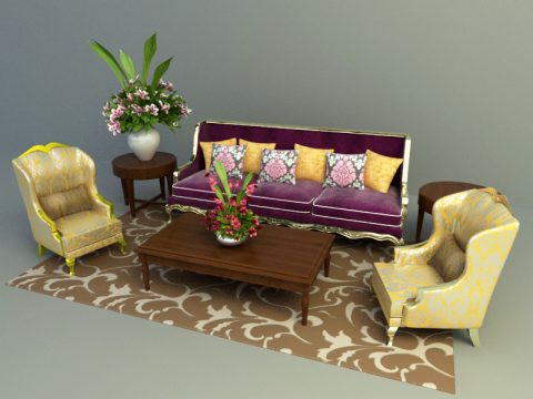 southeast asia sofa