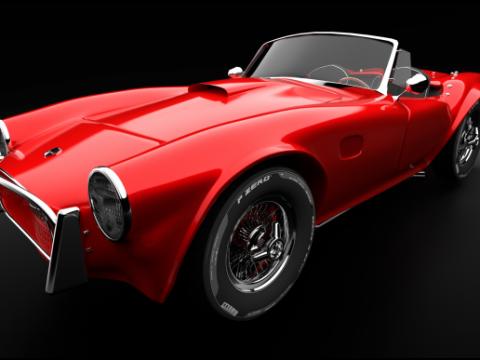 AC Cobra 269 3D model