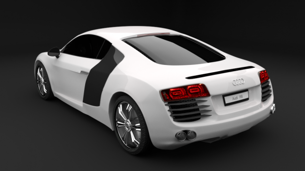 Audi R8 Downloadfree3d Com