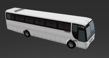 Buss El Buss 340 3D model