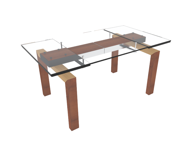 Coffee table for Table 3d dessin