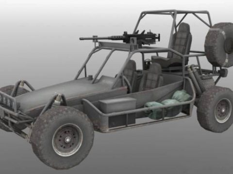 DPV 3D model
