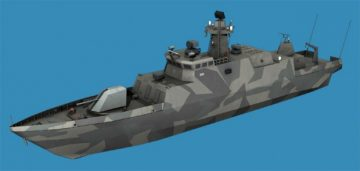 Hamina 3D model