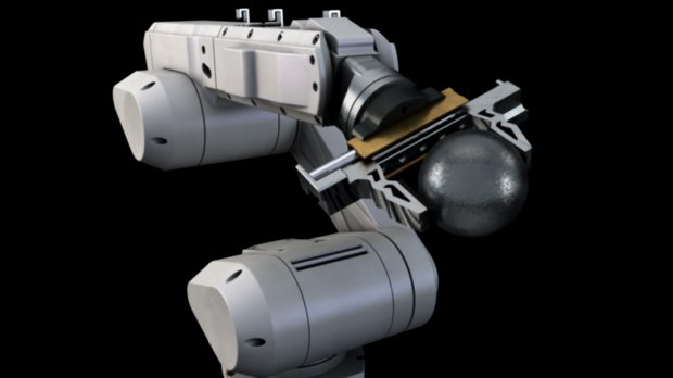 Industry robot arm mk4 | Free 3D models
