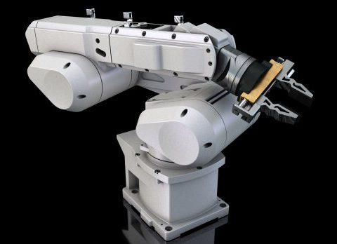 Industry robot arm mk4