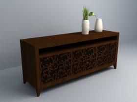 Low Cabinet 3d model