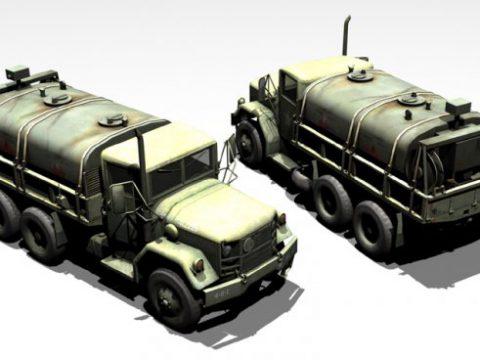 M35A2 3D model
