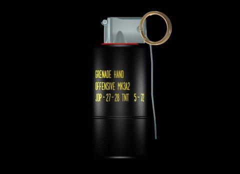MK3A2 Concussion Grenade
