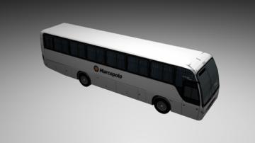 Marcopolo Andare Class 3D model
