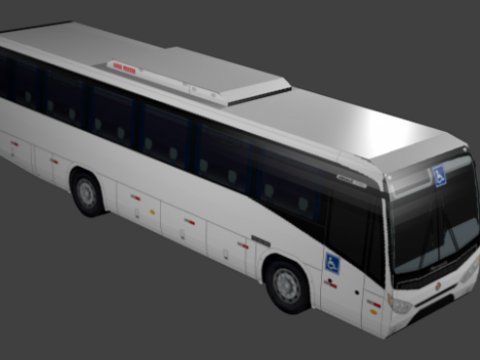 Marcopolo Ideale 770 3D model
