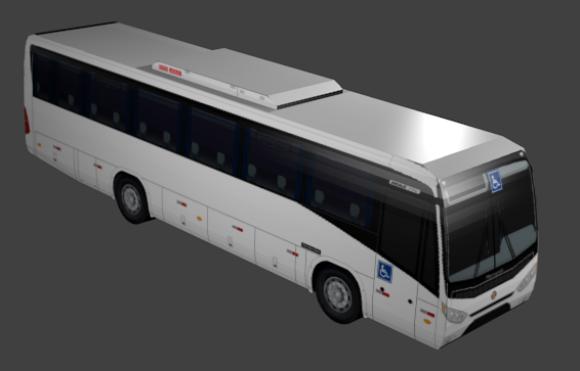 Marcopolo Ideale 770 Free 3d Models