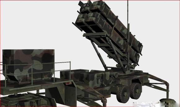 Pac 3 Missile Launcher Downloadfree3d Com