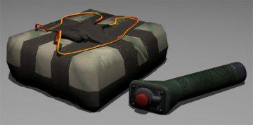 Satchel & Detonator