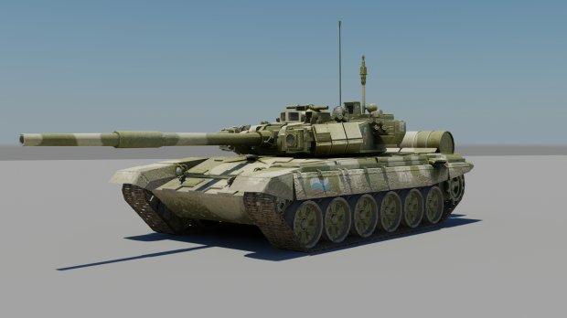 T 90a Downloadfree3d Com