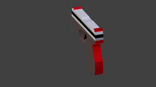 Weapon square model