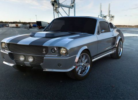Ford mustang shelby eleano