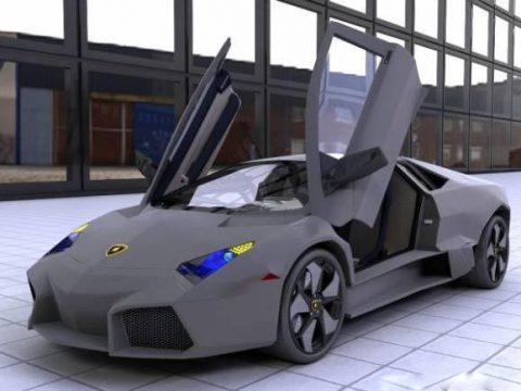 Lamborghini 3D model