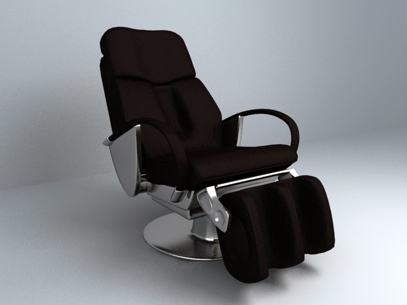 Massage Sofa Chair Free 3d Models