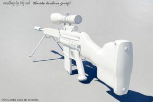 v90 SNIPER GUN